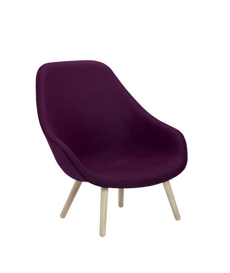 HAY AAL92 High Soft Lounge Chair