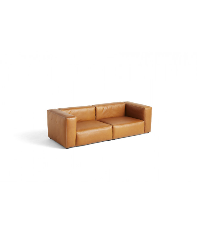 Mags Soft Sofa Leather Silk Cognac