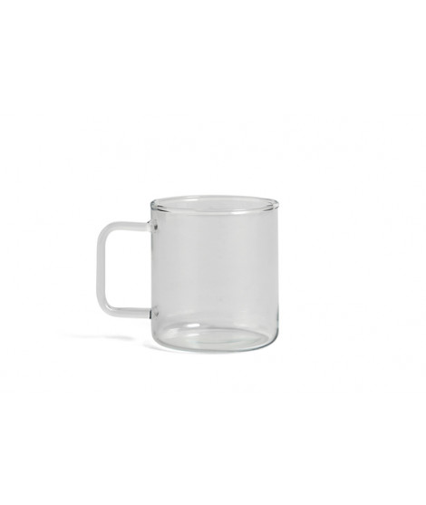 Glass Coffee Mug Koffiemok