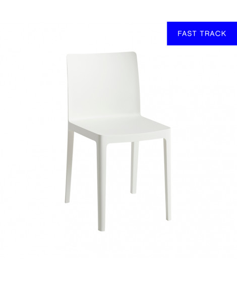 Élémentaire Chair Cream White
