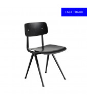 Result Chair Black
