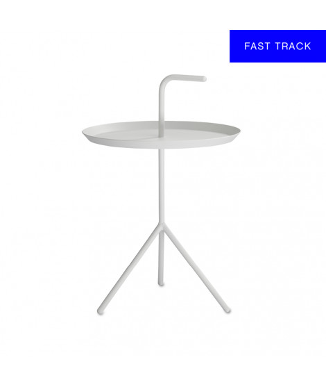 DLM Side Table White