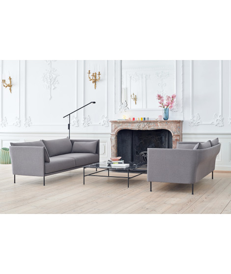 Silhouette Sofa 2-seater Overview