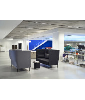 Silhouette Sofa 3-seater High Backed Overview