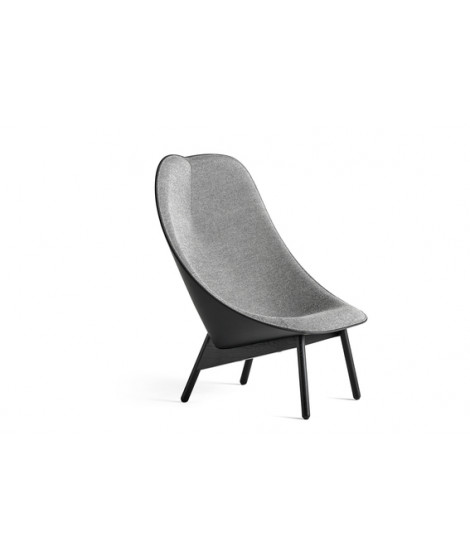 Uchiwa Lounge chair overview