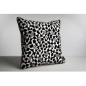 Embroidered cushion Cells Grey matter