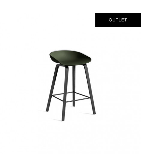 About A Stool AAS32 Green Outlet