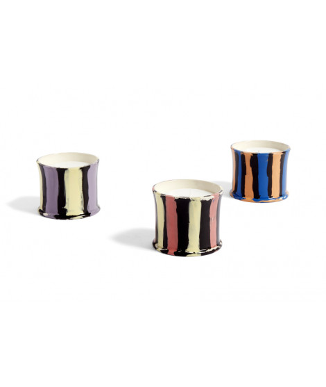 HAY Stripe Scent Candle