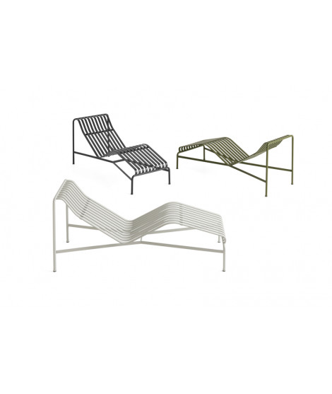 HAY Palissade Chaise Longue Bouroullec