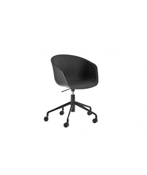 HAY About A Chair AAC 52 with gaslift/front upholstery
