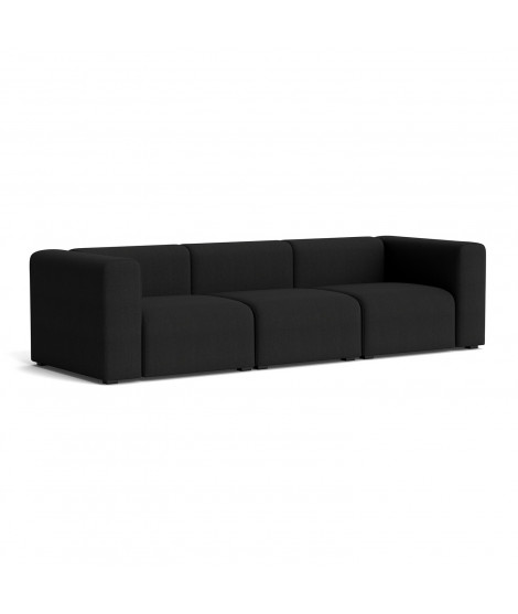 Mags Sofa 3 seater Combination 1 Steelcut Trio 190