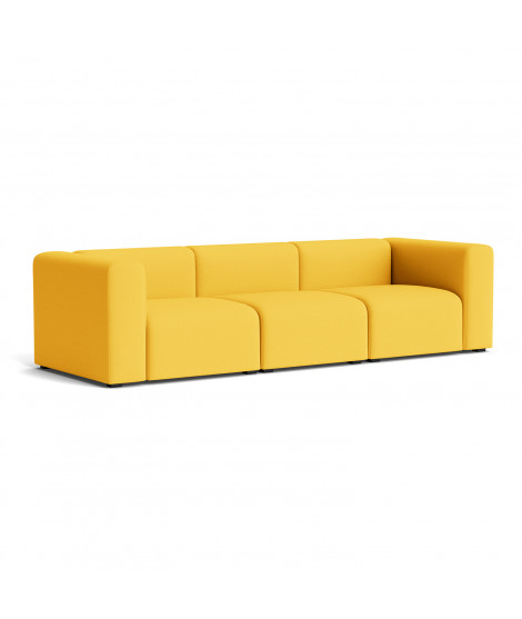 Mags Sofa 3 seater Combination 1 Steelcut Trio 446