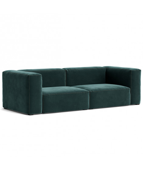 HAY Mags Soft 2,5 Seater Combination 1 Lola Dark green