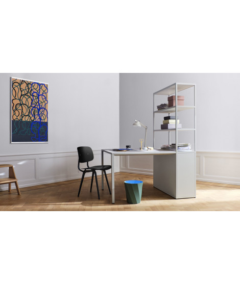 HAY New Order Combination 4 Desk and shelf