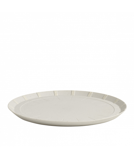HAY Paper Porcelain Plate