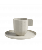 Paper porcelain coffee