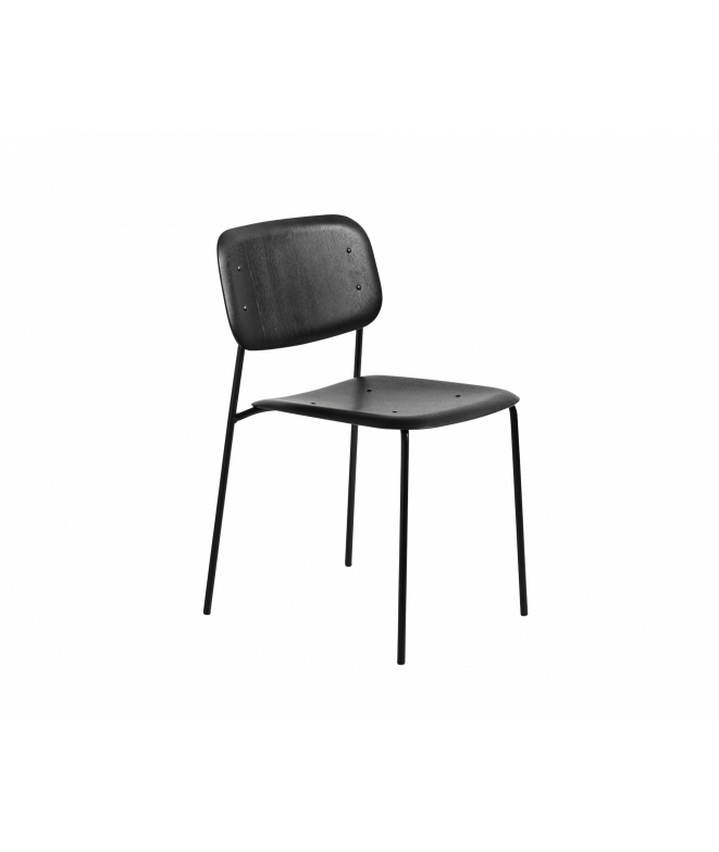 Soft Edge 10 Chair Metal