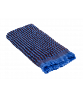 Waffle guest towel
