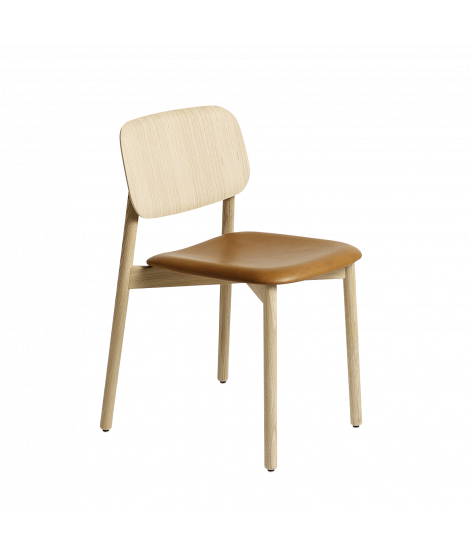 Soft Edge 12 Chair Wood