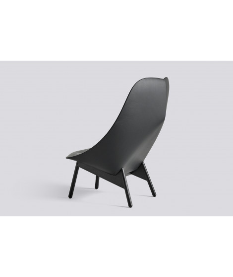 Uchiwa Lounge chair Steelcut Trio 124