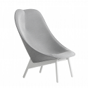 Uchiwa Lounge chair Steelcut Trio 133
