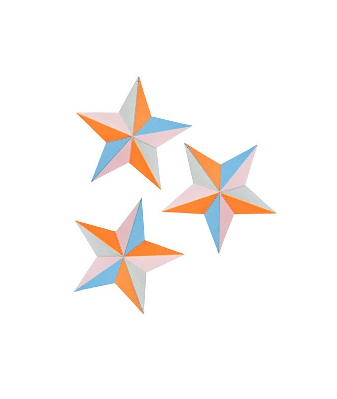 Twinkle decoration star