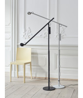 Fifty-Fifty Vloerlamp