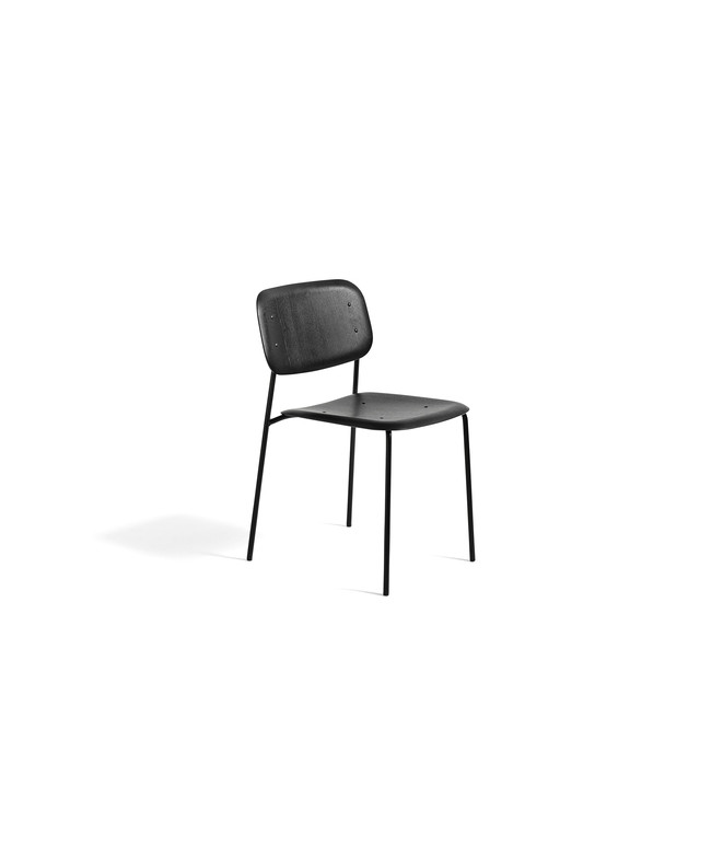 HAY Soft Edge 10 Chair with steel frame