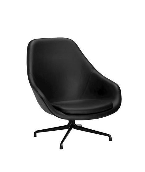 HAY About a Lounge Chair High AAL91 Stoel