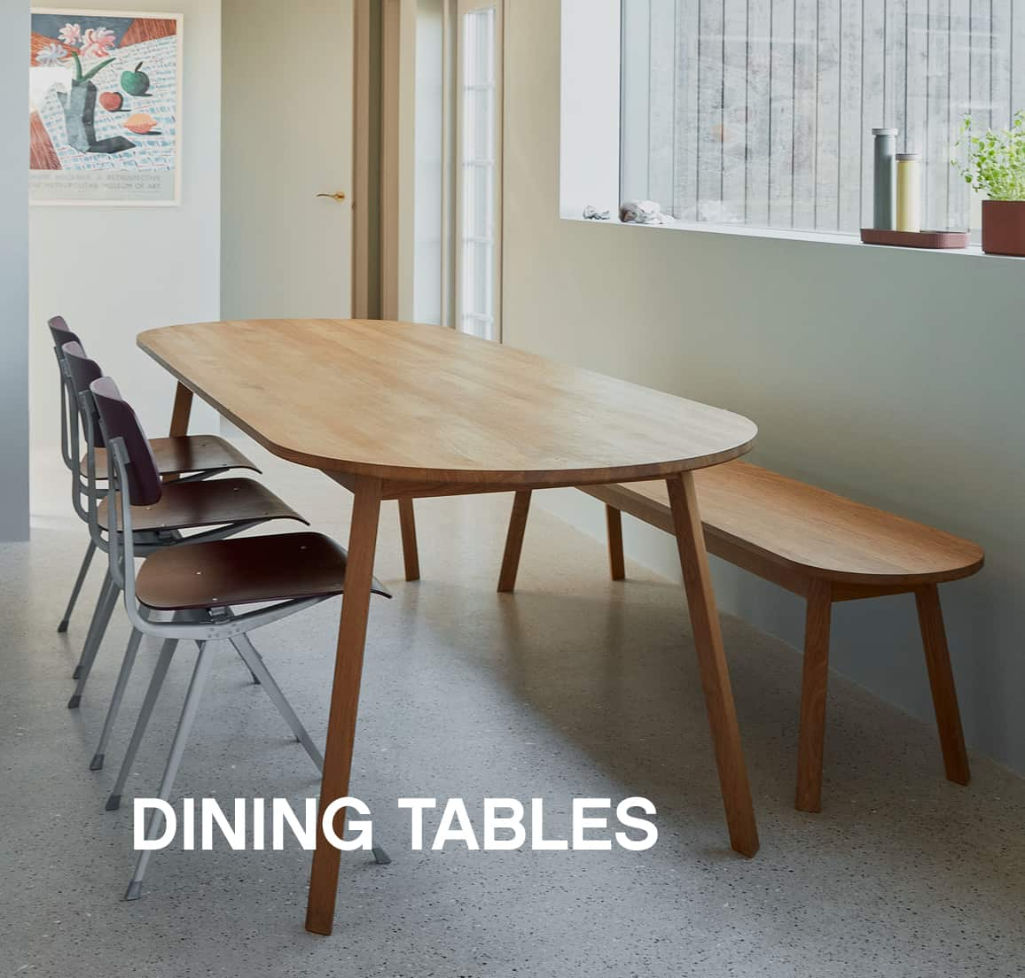 HAY Dining Tables